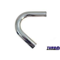 Aluminium cső 135 fok 70mm 30cm